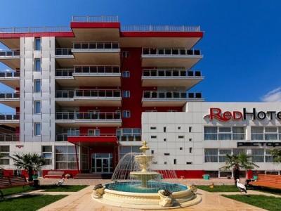 РЭД ОТЕЛЬ гостиница / Red Hotel